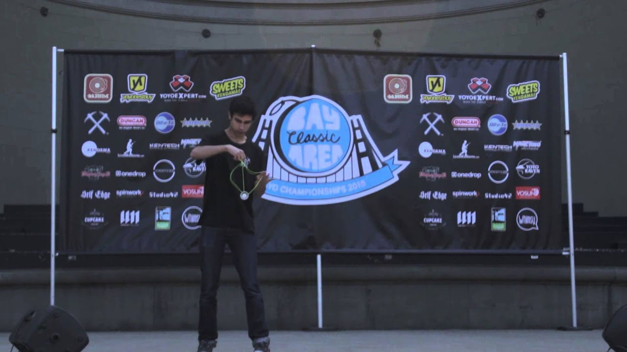 Bay Area Classic Yo-Yo Championship 2015 Video Playlist #yoyoskills