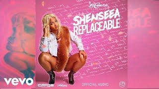 Video Shenseea - Replaceable (Official Audio) MP3, 3GP, MP4, WEBM, AVI, FLV Mei 2019