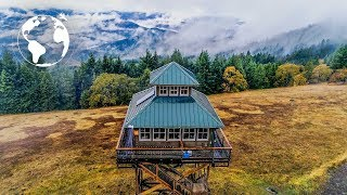 Nonton Couple builds Tiny House on Stilts to Experience the Oregon Forest Film Subtitle Indonesia Streaming Movie Download