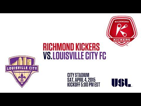 Highlights: Louisville City 1; Richmond 1