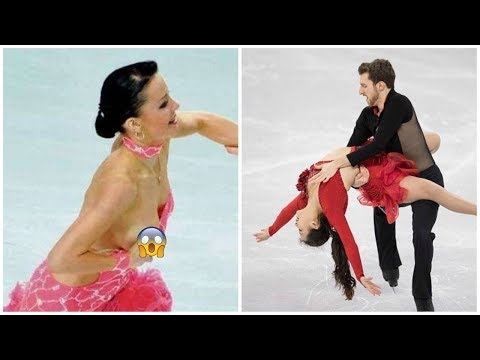 10 EMBARRASSING Olympic Athlete Wardrobe Malfunctions (видео)