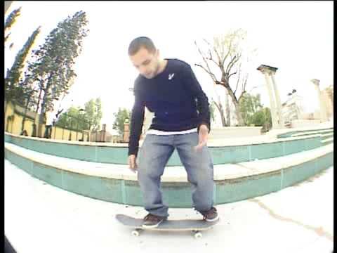 Como hacer Heelflip