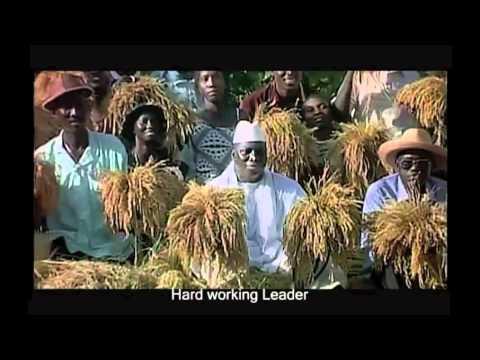 YAHYA JAMMEH - MANSA DOURI MANI (LEADER AMONG LEADERS) - Gambia Music June 2012