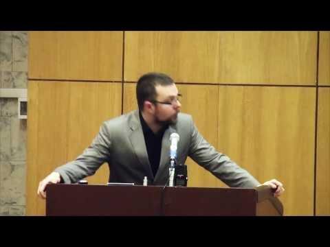 Тим Керби на научно-общественной конференции