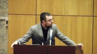 """Тим Керби на научно-общественной конференции """"Глобальный социальный паразитизм"""""""