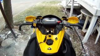 4. 2006 Skidoo MXZ 500ss (600cc)