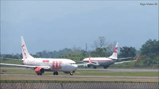 Video Nonton Pesawat Landing dan Take Off di Bandara Sultan Hasanuddin Makassar, Video Pesawat Terbang MP3, 3GP, MP4, WEBM, AVI, FLV Juni 2019