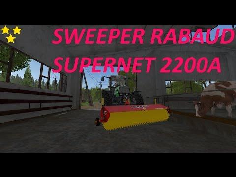 Sweeper Rabaud SUPERNET 2200A v1.0.0.1
