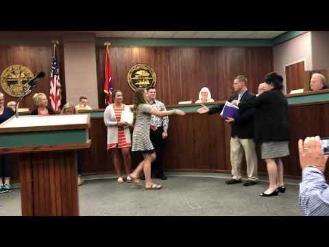 Video: Sullivan school officials recognize Tennessee SkillsUSA winners