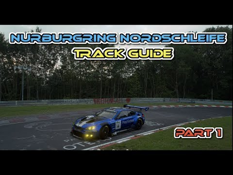 GT Sport Circuit Experience - Nurburgring Nordschleife (Part 1 of 4) - How to get Gold (WR Times!)