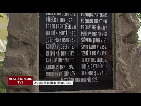 TVS: Veselí nad Moravou 27. 4. 2019