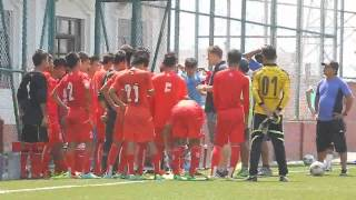 AFC U-16 Championship: Nepal U-16 Training For The Continental Showdown. GoalNepal