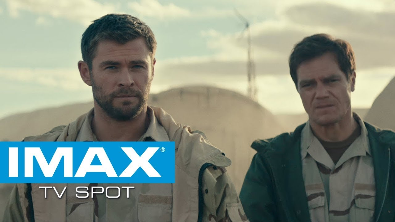 The Only Way Home is Winning in '12 Strong: The Declassified True Story of the Horse Soldiers' (IMAX® TV Spot)with Chris Hemsworth, Michael Shannon & More