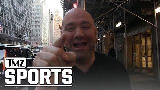 Dana White Blasts Floyd Mayweather 'Conor Would Kill Your Tiny, Fragile Ass' | TMZ Sports