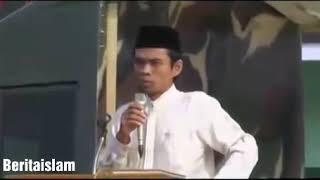 Video Asli TNI di bikin ngakak oleh ceramah lucu ustad Abdul Somad MP3, 3GP, MP4, WEBM, AVI, FLV Agustus 2018
