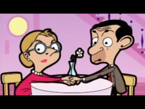 Hot Date | Full Episode | Mr. Bean Official Cartoon