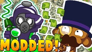 INFINITE MONEY BLOONS MOD - BLOONS TOWER DEFENSE 5