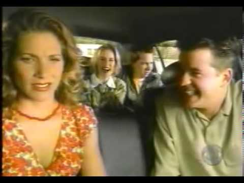 Chick Farts in car - Funny Banned Commercial