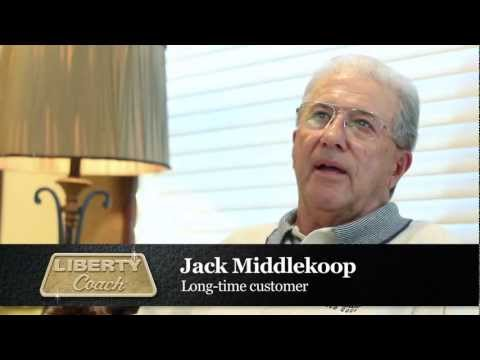 7-time owner Jack Middlekoop reflects on his 35 years behind the wheel of a Liberty Coach