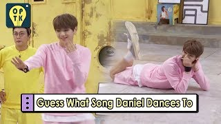 Video [Oppa Thinking - Wanna One] Guess What Songs Daniel Dances To 20170911 MP3, 3GP, MP4, WEBM, AVI, FLV Desember 2018