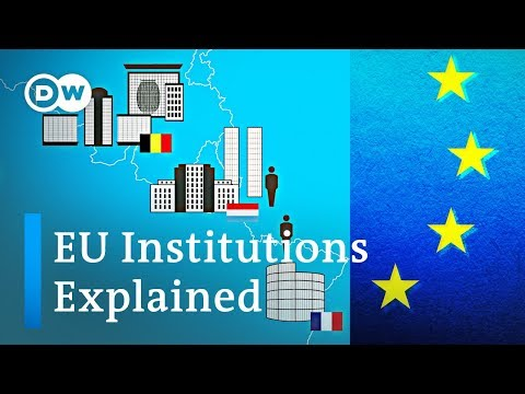 How Does The Eu Work (and Why Is It So Complex)? | Dw News