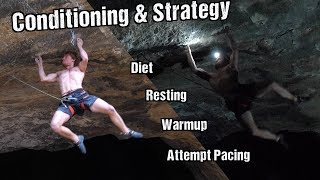How I Climbed My First 8c+ #2 by Mani the Monkey