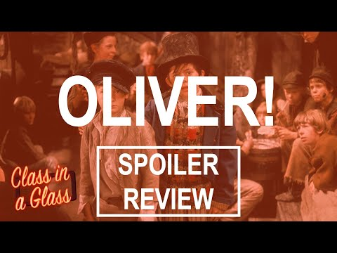 Twitch Livestream | Oliver! Spoiler Review & Discussion | Film Reviews
