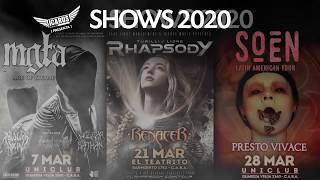 SHOWS 2020 - Icarus