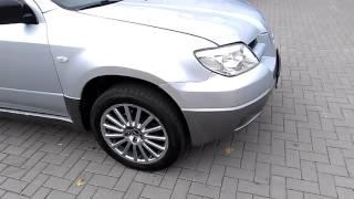 видео авто Mitsubishi Outlander в кредит