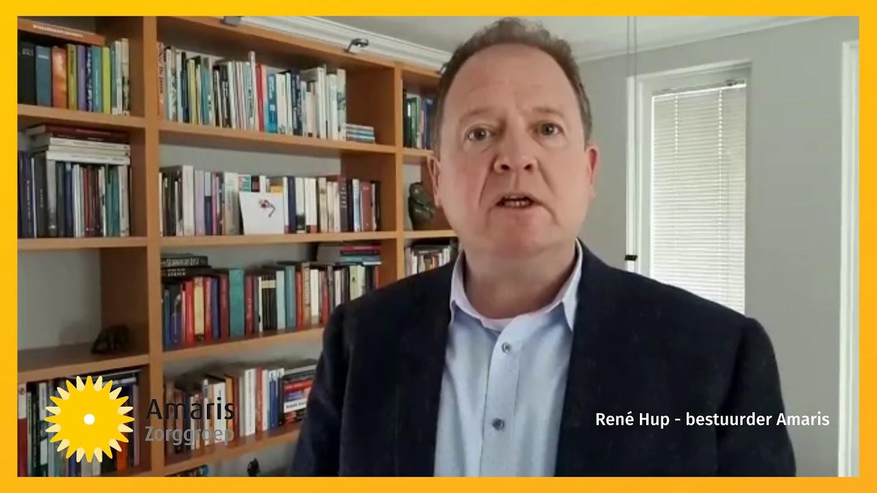René Hup Amaris Zorggroep 19 maart 2020