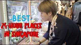 Video BEST 24-HOUR PLACES IN SINGAPORE #04 MP3, 3GP, MP4, WEBM, AVI, FLV Juni 2019