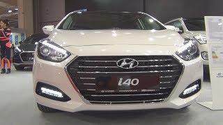Download Lagu Hyundai i40 FL 1.7 CRDi 141 hp 7DCT Premier GT (2016) Exterior and Interior Mp3