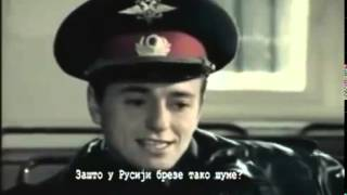 Песма : Брезе (бреза) Извођач : Руска група Љубе и глимац Сергеј Безруков. Видео клип из руске мини-серије...