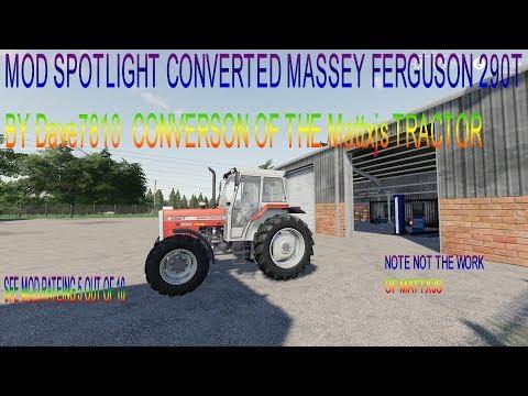 Massey Ferguson 390t v1.0