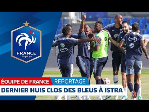 Video Equipe de France : Dernier entraînement à Istra I FFF 2018 download in MP3, 3GP, MP4, WEBM, AVI, FLV January 2017