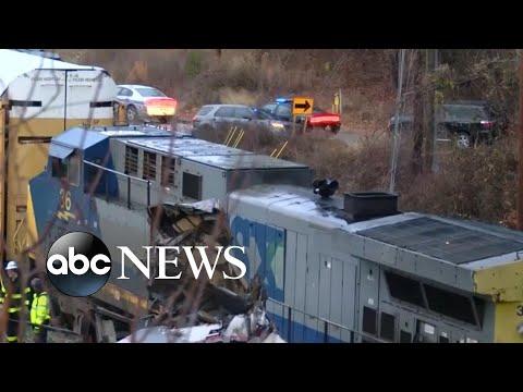 New details on Amtrak crash that killed 2 people