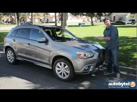2012 Mitsubishi Outlander Sport: Video Road Test and Review