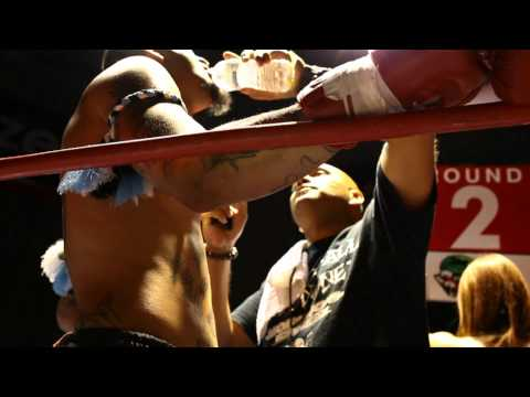 Estevan Oriol   Jacob Salas: Muay Thai Fighter | Video