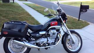 6. 2005 Moto Guzzi Nevada Classic 750ie