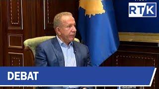 Debat - Behgjet Pacolli zv-Kryeministër 06.08.2018