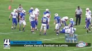 Caston Comets Football vs LaVille Lancers