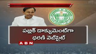 CM KCR implements New Rules For Land Registrations in Telangana