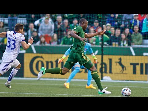 Video: MATCH HIGHLIGHTS | Portland Timbers 2, FC Dallas 0