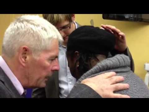 Romford Christian Centre 121027 – Testimony