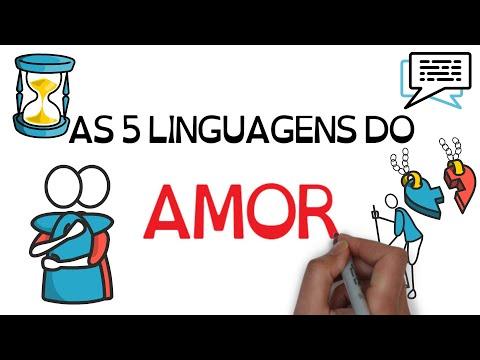 DESCUBRA O QUE SIGNIFICA AMOR PARA VOCÊ ! | AS 5 LINGUAGENS DO AMOR | Seja Uma Pessoa Melhor