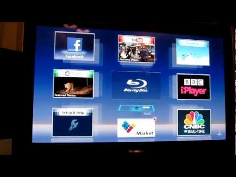Panasonic DMP-BDT210 / BDT310 Blu-Ray Player - Hands-on detailed Review + Smart TV App Demo
