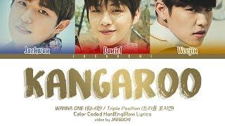 Video Wanna One (워너원) Triple Position - Kangaroo (캥거루) (feat. ZICO) (Color Coded Lyrics Eng/Rom/Han) MP3, 3GP, MP4, WEBM, AVI, FLV Juni 2018