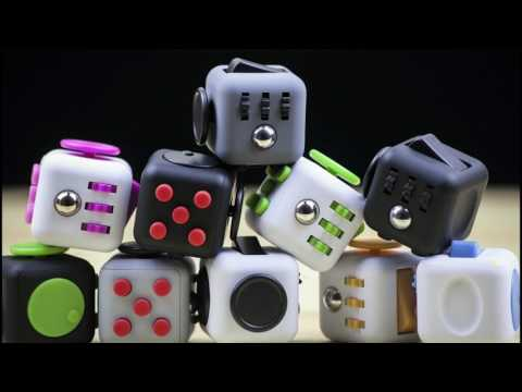 Fidget Cube- The new age desk toy