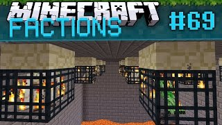 "Minecraft Factions: ""Tough Raid!!"" - Ep 69"