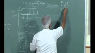 Mod-01 Lec-20 Shift Registers & Sequential Circuit Design